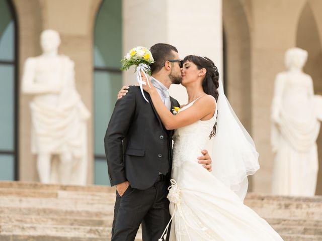 Il matrimonio di Andrea e Anna a Roma, Roma 66