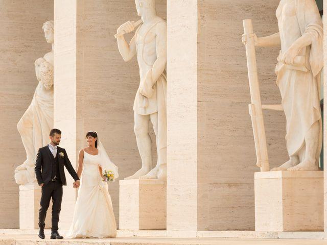 Il matrimonio di Andrea e Anna a Roma, Roma 69