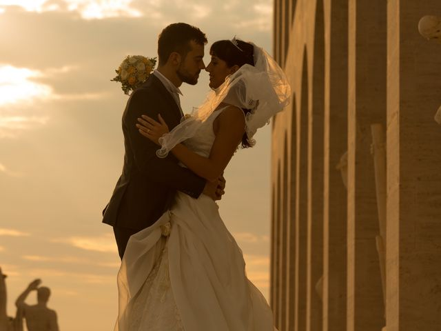 Il matrimonio di Andrea e Anna a Roma, Roma 71