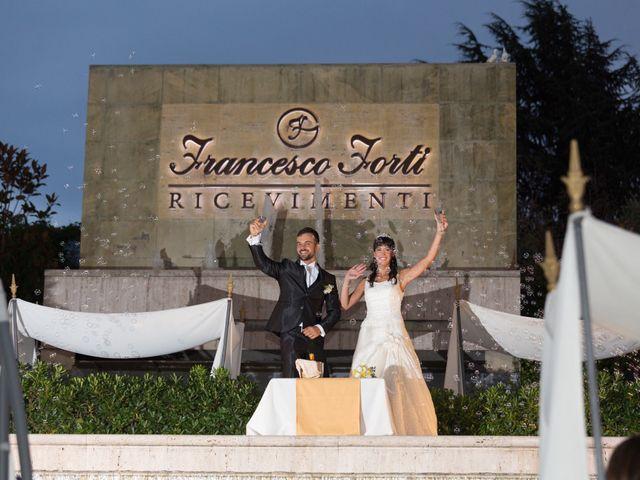 Il matrimonio di Andrea e Anna a Roma, Roma 81