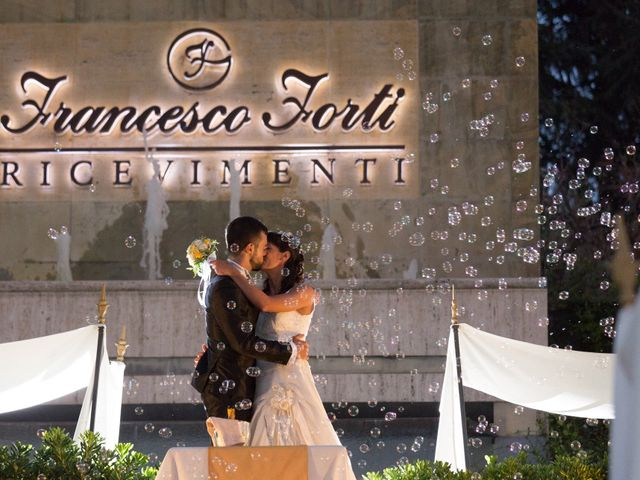 Il matrimonio di Andrea e Anna a Roma, Roma 83
