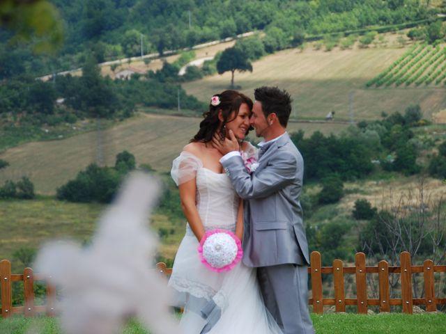 Le nozze di Marco e Giovanna