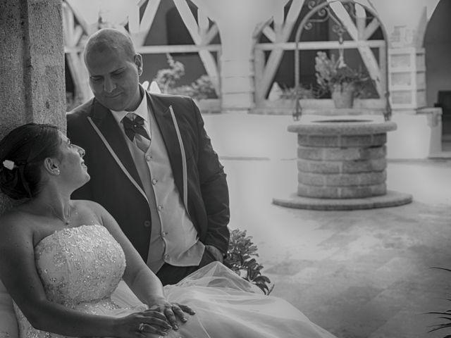 le nozze di Rosy e Luca