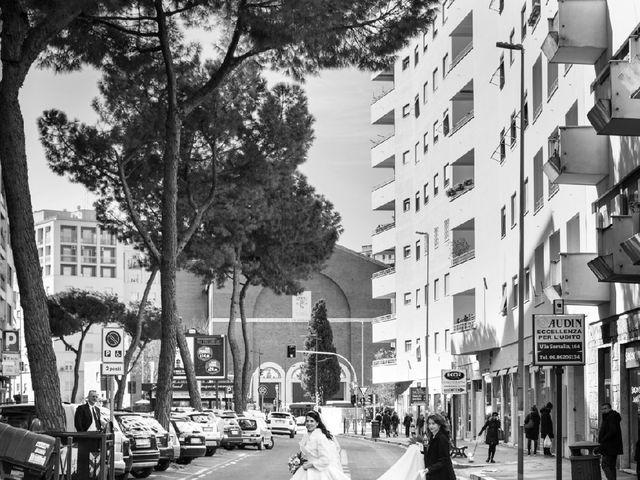 Il matrimonio di Giuseppe  e Elisabetta  a Roma, Roma 4