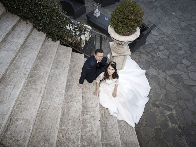 Il matrimonio di Giuseppe  e Elisabetta  a Roma, Roma 2