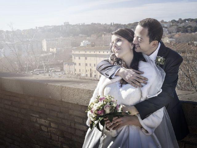 Il matrimonio di Giuseppe  e Elisabetta  a Roma, Roma 6