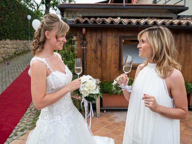 Le nozze di Nicole e Simona