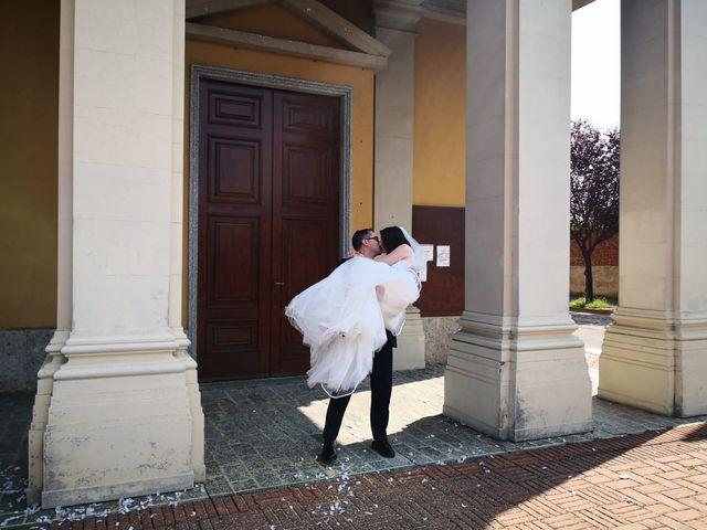 Il matrimonio di Alessandro e Ilaria a Bollate, Milano 1