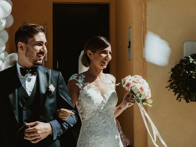 Il matrimonio di Luca e Marika a Vasto, Chieti 39