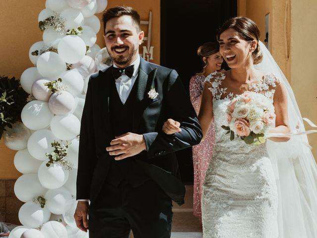 Il matrimonio di Luca e Marika a Vasto, Chieti 41
