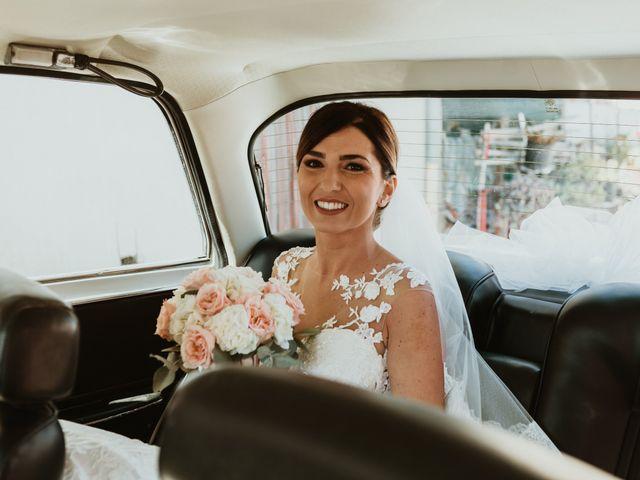 Il matrimonio di Luca e Marika a Vasto, Chieti 42