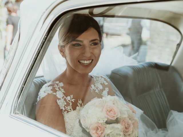 Il matrimonio di Luca e Marika a Vasto, Chieti 46