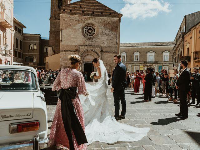 Il matrimonio di Luca e Marika a Vasto, Chieti 52