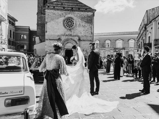 Il matrimonio di Luca e Marika a Vasto, Chieti 53