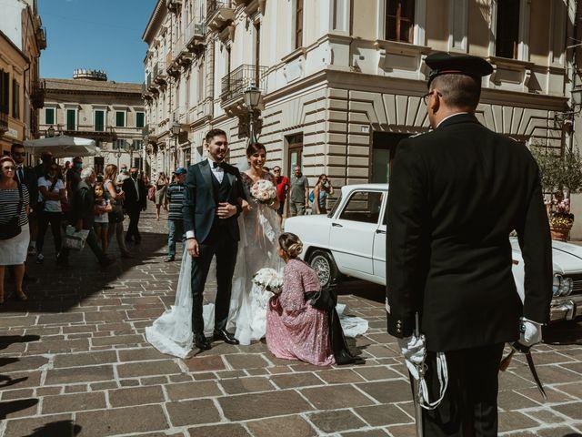 Il matrimonio di Luca e Marika a Vasto, Chieti 54