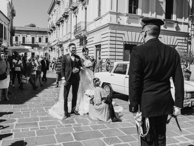 Il matrimonio di Luca e Marika a Vasto, Chieti 55