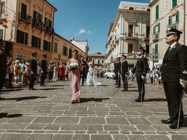 Il matrimonio di Luca e Marika a Vasto, Chieti 56
