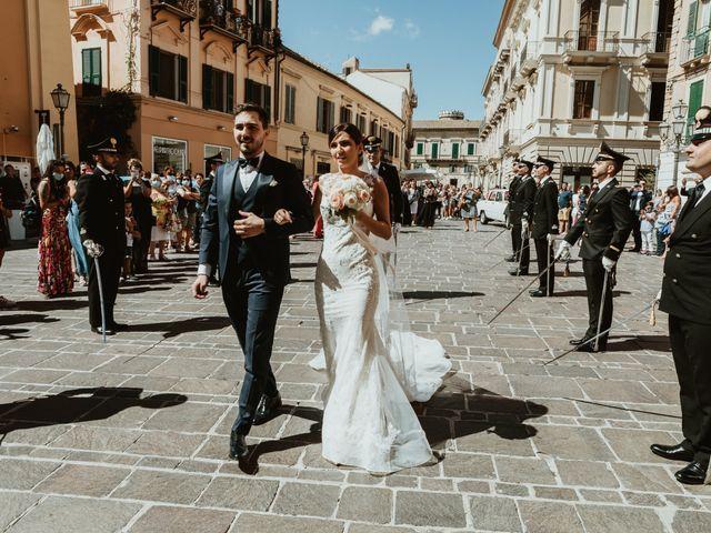 Il matrimonio di Luca e Marika a Vasto, Chieti 58