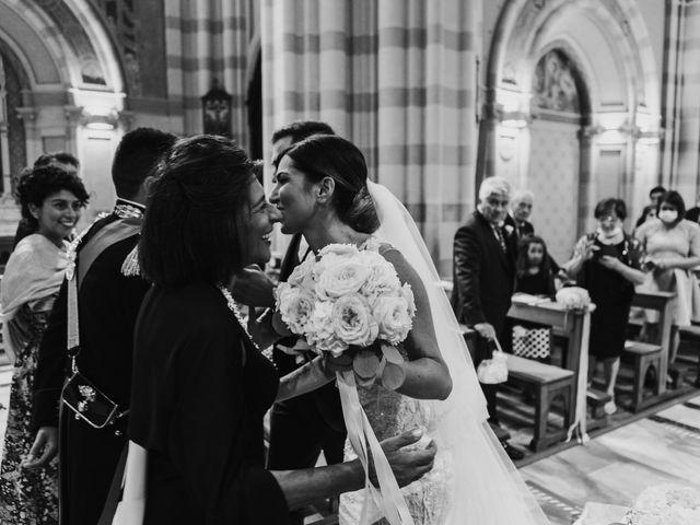 Il matrimonio di Luca e Marika a Vasto, Chieti 62