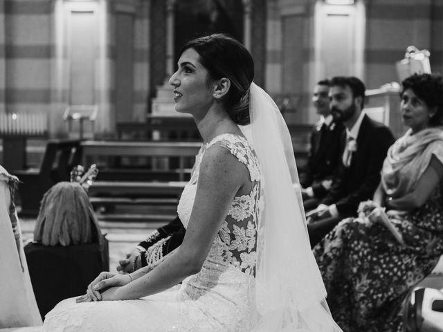 Il matrimonio di Luca e Marika a Vasto, Chieti 74