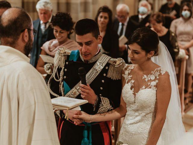 Il matrimonio di Luca e Marika a Vasto, Chieti 87