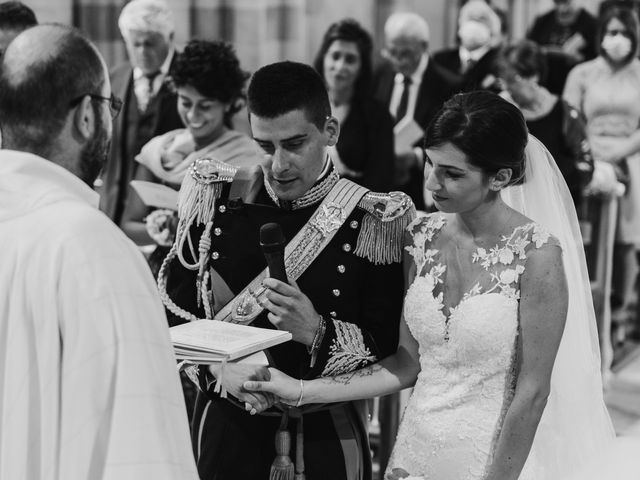 Il matrimonio di Luca e Marika a Vasto, Chieti 88