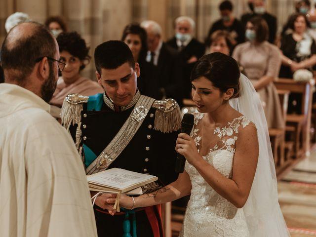 Il matrimonio di Luca e Marika a Vasto, Chieti 92