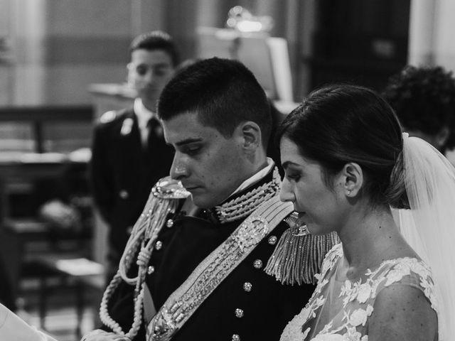 Il matrimonio di Luca e Marika a Vasto, Chieti 95