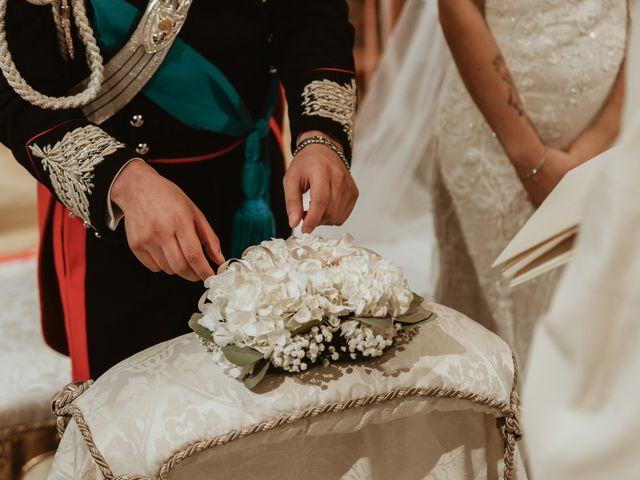 Il matrimonio di Luca e Marika a Vasto, Chieti 96