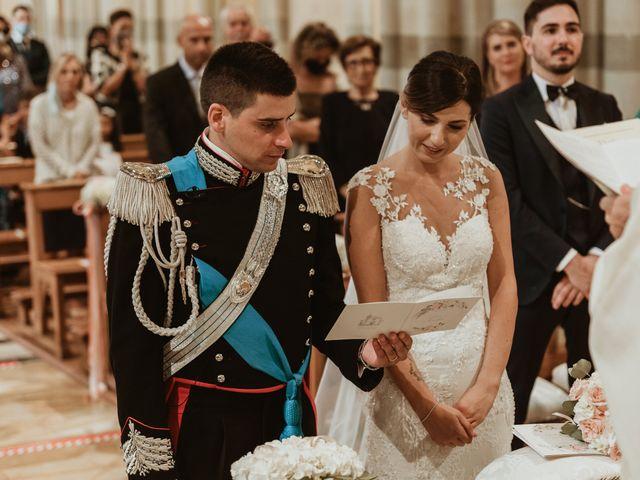 Il matrimonio di Luca e Marika a Vasto, Chieti 104