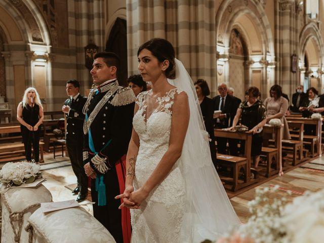 Il matrimonio di Luca e Marika a Vasto, Chieti 107