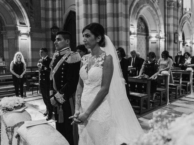 Il matrimonio di Luca e Marika a Vasto, Chieti 108