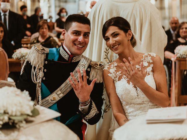 Il matrimonio di Luca e Marika a Vasto, Chieti 109
