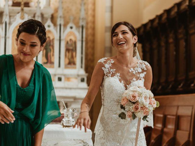 Il matrimonio di Luca e Marika a Vasto, Chieti 110