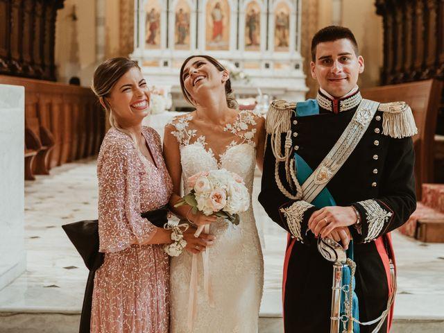 Il matrimonio di Luca e Marika a Vasto, Chieti 111