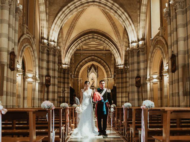 Il matrimonio di Luca e Marika a Vasto, Chieti 112