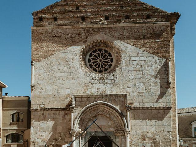 Il matrimonio di Luca e Marika a Vasto, Chieti 116