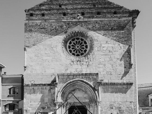 Il matrimonio di Luca e Marika a Vasto, Chieti 117