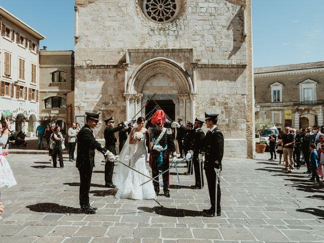 Il matrimonio di Luca e Marika a Vasto, Chieti 124