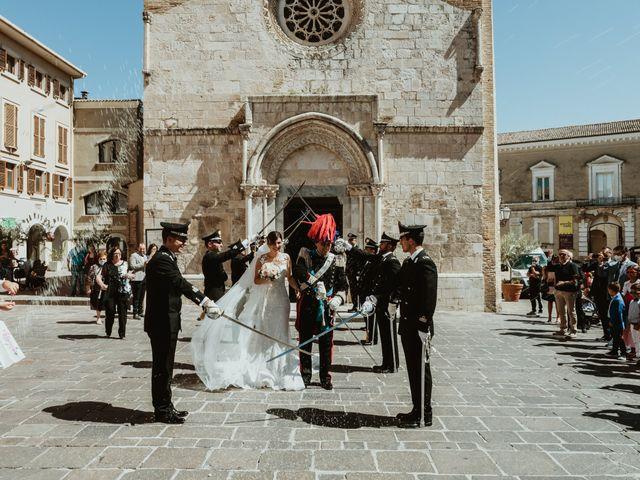 Il matrimonio di Luca e Marika a Vasto, Chieti 126