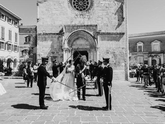 Il matrimonio di Luca e Marika a Vasto, Chieti 127