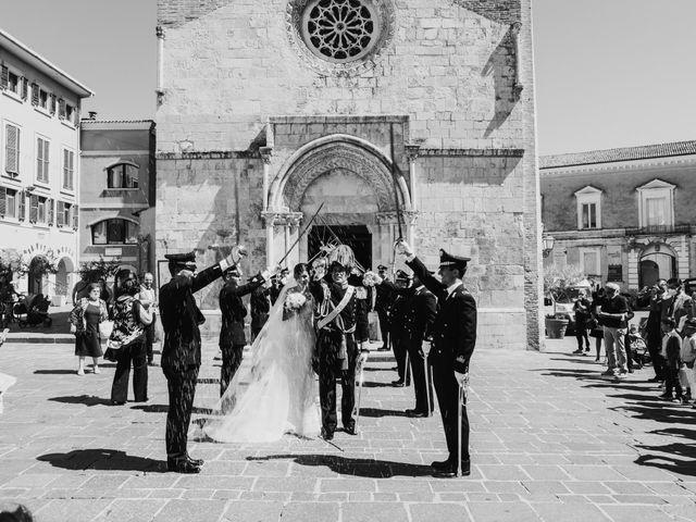 Il matrimonio di Luca e Marika a Vasto, Chieti 129