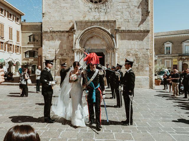 Il matrimonio di Luca e Marika a Vasto, Chieti 130