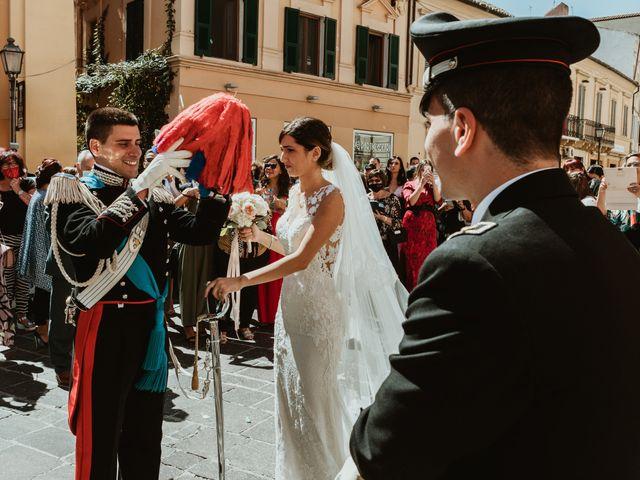 Il matrimonio di Luca e Marika a Vasto, Chieti 131
