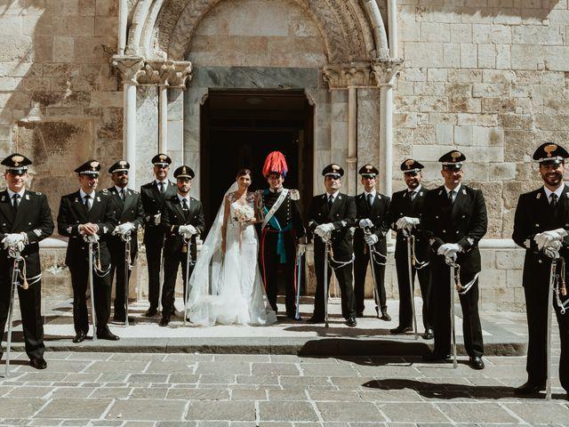 Il matrimonio di Luca e Marika a Vasto, Chieti 132