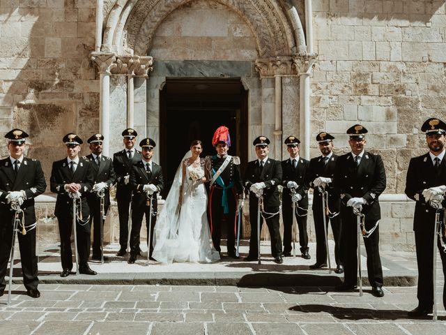 Il matrimonio di Luca e Marika a Vasto, Chieti 133