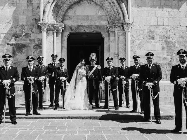 Il matrimonio di Luca e Marika a Vasto, Chieti 134
