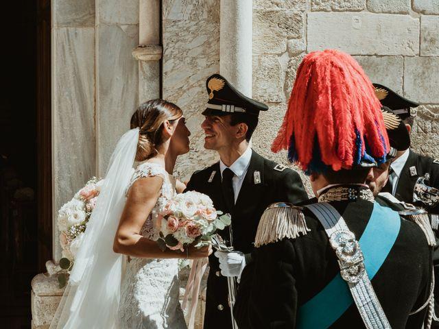 Il matrimonio di Luca e Marika a Vasto, Chieti 135