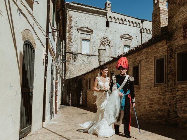 Il matrimonio di Luca e Marika a Vasto, Chieti 136