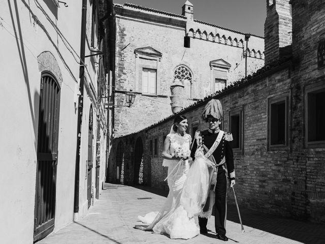 Il matrimonio di Luca e Marika a Vasto, Chieti 137